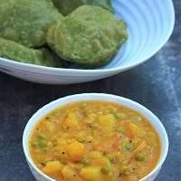 Poori Masala | Potato Masala for Puri