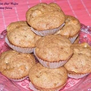 Apple - Chocolate Chip Muffins