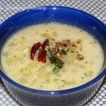 Vellarikkai Kootu / Cucumber Kootu – Cucumbers cooked in Coconut based stew – BM # 32