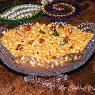 Kara Boondhi | Spiced Boondhi Recipe