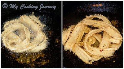 Frying Ribbon thenkuzhal
