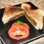 Bulgur Black Bean Vegetable Patties for Burger