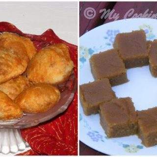 Moong Dal Kachori And Atte Ka Sheera   Wheat Flour Halwa