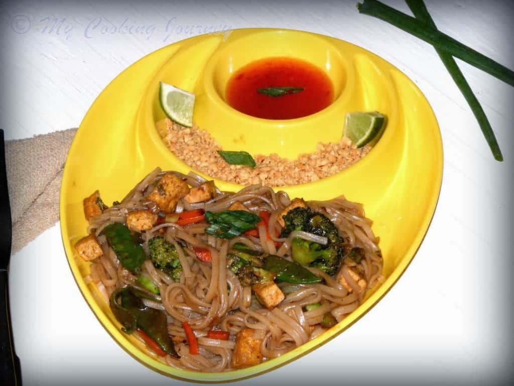 Pad Thai %%