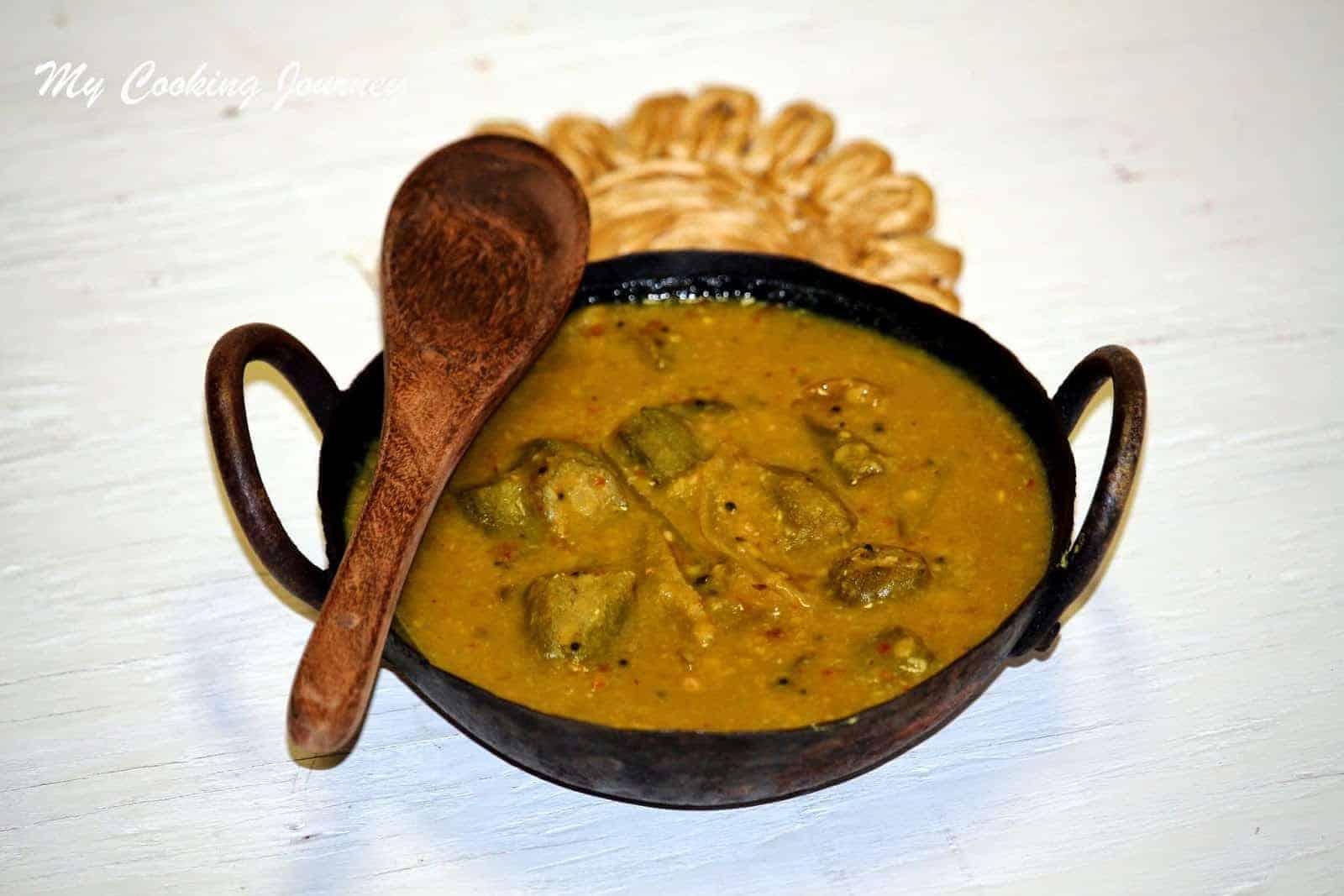 Tirunelveli Sambhar – Nellai Sambhar