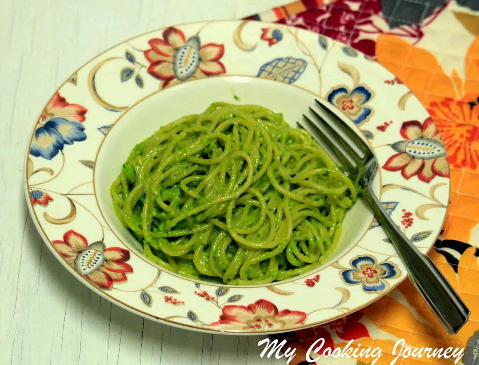 Basil-Pine Nut Pesto