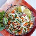 Kachumber – Simple Mixed Vegetable Salad