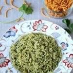 Kothamalli Sadam – Cilantro Rice – Coriander Leaves Rice
