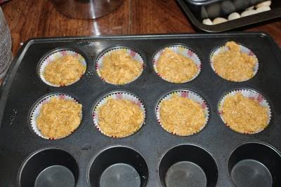 Jackfruit Semolina Muffins %%