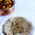 Haryana Bajra Roti - Gluten Free Millet Flatbread