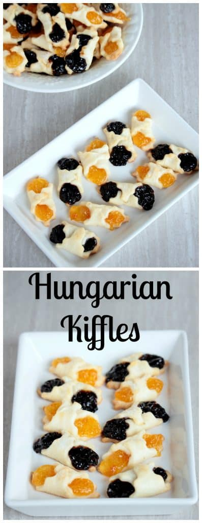 K for Kiffles / Kiflis | Hungarian Kiffles