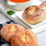 Obi Non | Uzbek Flatbread | Vegan Flatbread