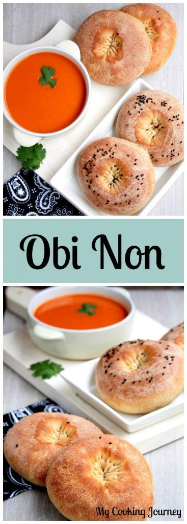 O for Obi Non | Uzbek Flatbread | Vegan Flatbread