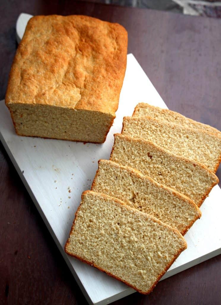 whole wheat english muffin bread
