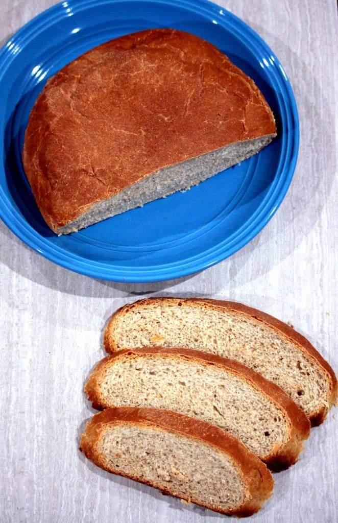 Y for Yemarina Yewotet Dabo | Ethiopian Spiced Honey Bread