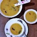 Dali Thoy | Konkani Style Dal | Vegan Spiced Lentil