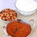 Vengaya Vathal Kuzhambu