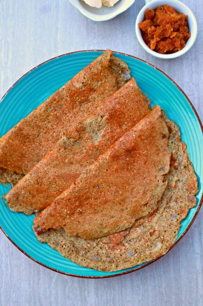 Quinoa Brown Rice Adai