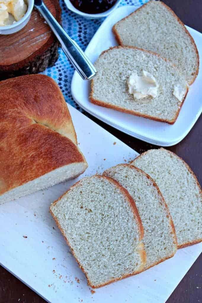 Victorian Milk Bread