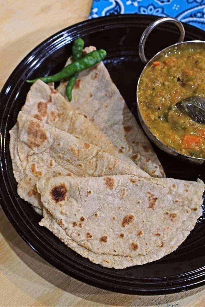 Janta Roti   Odisha Style Flatbread