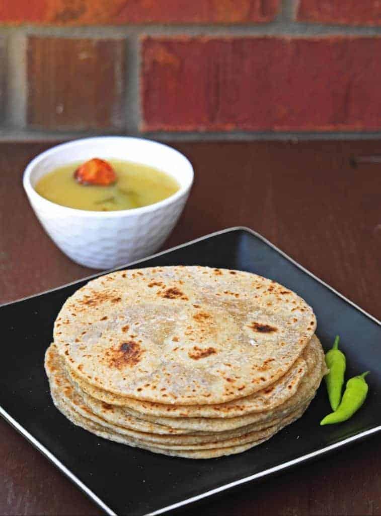Pol Roti | Sri Lankan Coconut Flatbread