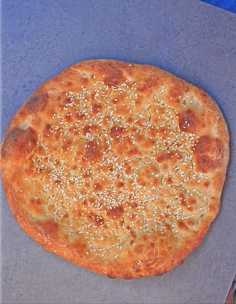 Uyghur Flatbread | Nángbĭng