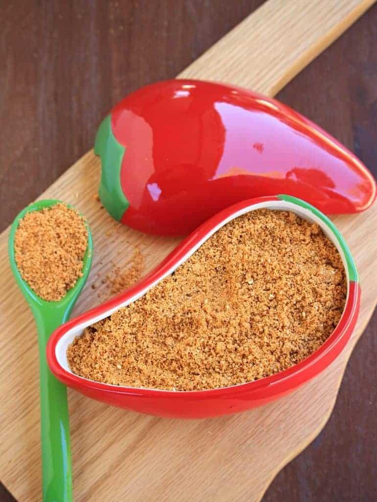 Sesame seeds chutney powder