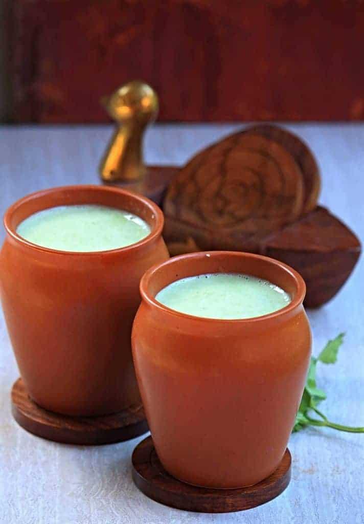 Godhumai Rava Kanjji final product