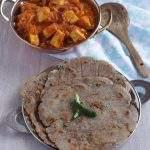 Buckwheat Flour Flatbread | Kuttu Paratha