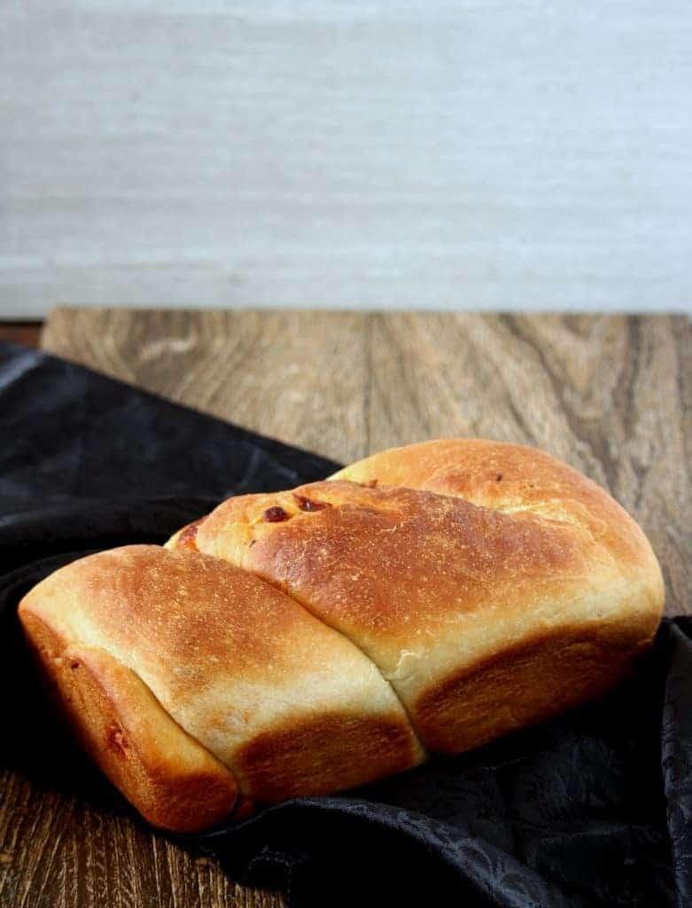 Pizza Swirl Bread is ready to serve
