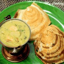 Kadappa – Tanjore in a plate